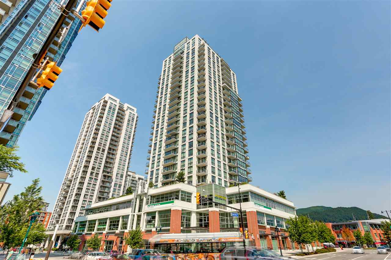 "Main Photo: 902 3007 GLEN Drive in Coquitlam: North Coquitlam Condo for sale in ""EVERGREEN"" : MLS® # R2195594"