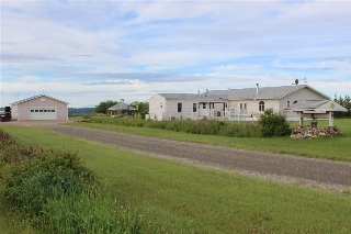 Main Photo: 4855 CECIL LAKE Road in Fort St. John: Fort St. John - Rural E 100th Manufactured Home for sale (Fort St. John (Zone 60))  : MLS® # R2196614