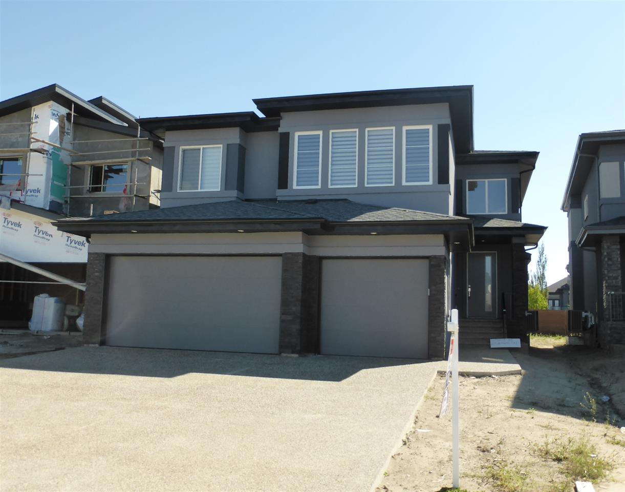 Main Photo: 1035 WALKOWSKI Place in Edmonton: Zone 56 House for sale : MLS® # E4078827