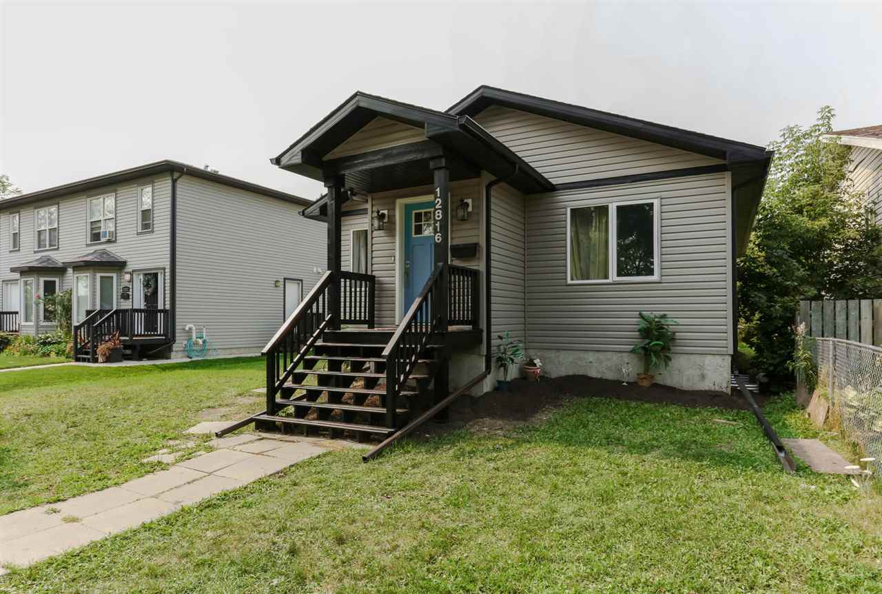 Main Photo: 12816 121 Street in Edmonton: Zone 01 House for sale : MLS® # E4079264