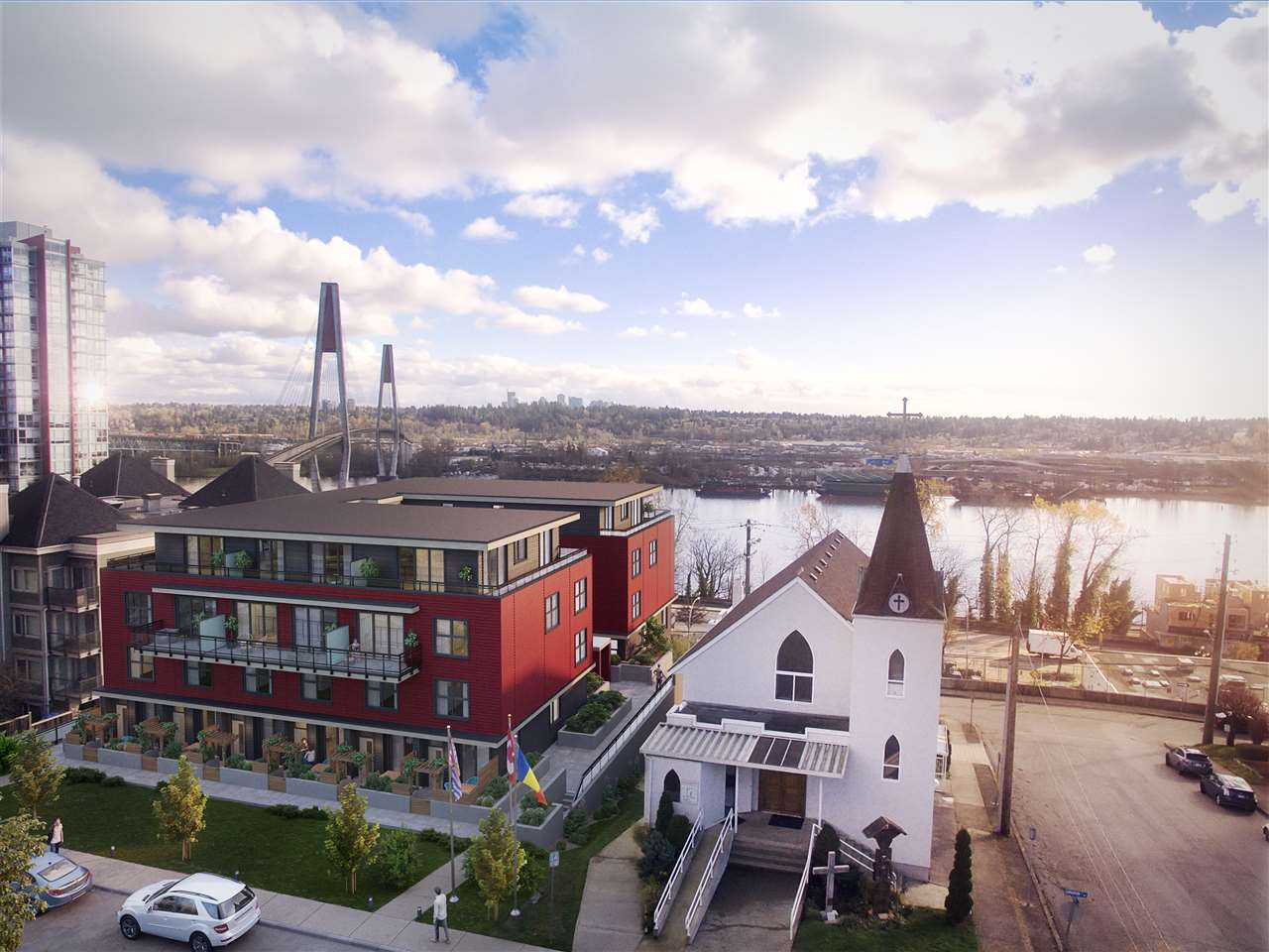"Main Photo: 312 218 CARNARVON Street in New Westminster: Downtown NW Condo for sale in ""IRVING LIVING"" : MLS® # R2210817"