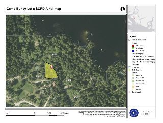 Main Photo: LOT 8 CAMP BURLEY Road in Garden Bay: Pender Harbour Egmont Home for sale (Sunshine Coast)  : MLS®# R2213873