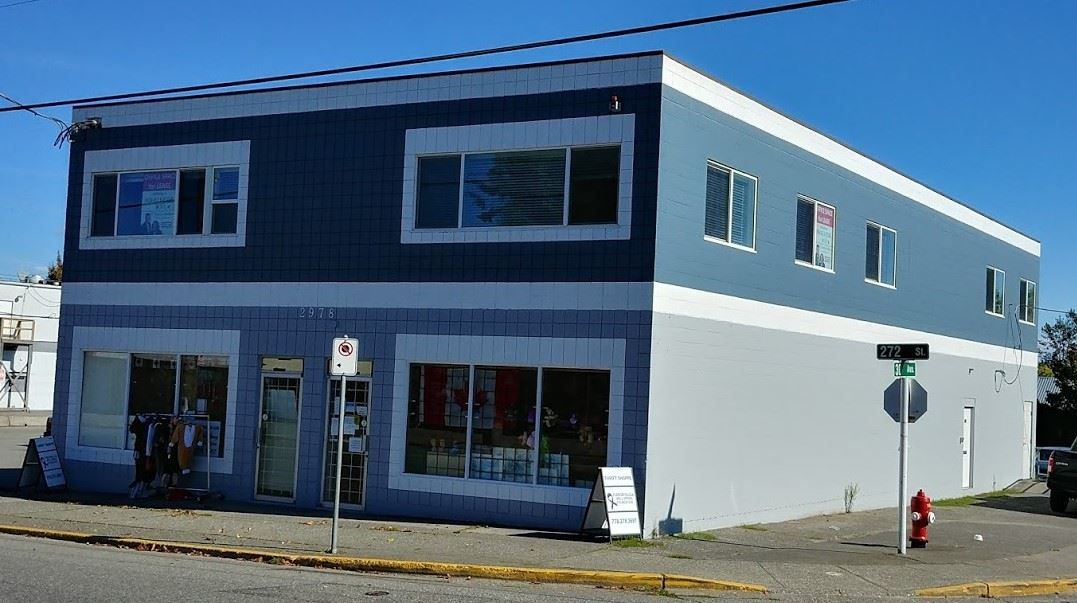 Main Photo: A 2978 272 STREET in Langley: Aldergrove Langley Office for lease : MLS®# C8015164