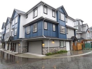 "Main Photo: 48 20860 76 Avenue in Langley: Willoughby Heights Townhouse for sale in ""LOTUS"" : MLS® # R2225125"