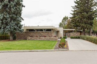 Main Photo: 16 RIVERSIDE Crescent NW in Edmonton: Zone 10 House for sale : MLS® # E4090764