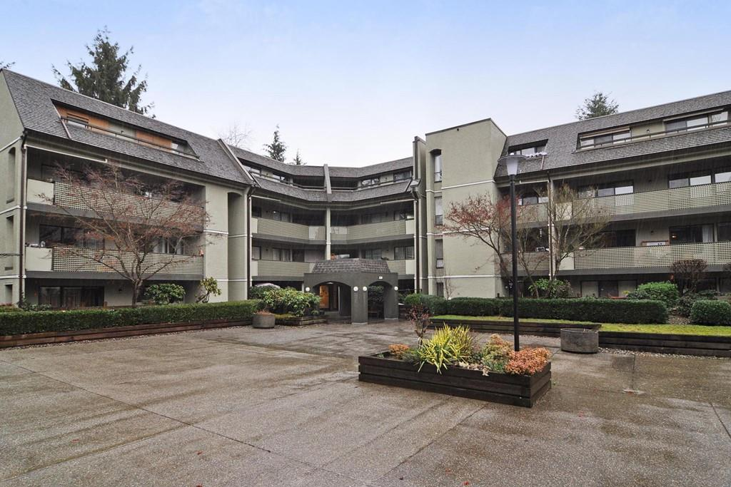 "Main Photo: 317 1210 PACIFIC Street in Coquitlam: North Coquitlam Condo for sale in ""GLENVIEW MANOR"" : MLS® # R2231252"