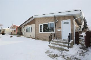 Main Photo: 13503 119 Street NW in Edmonton: Zone 01 House Half Duplex for sale : MLS® # E4096159