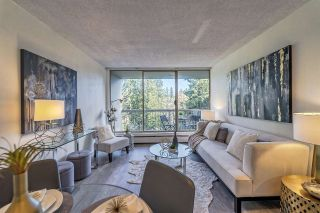"Main Photo: 706 2008 FULLERTON Avenue in North Vancouver: Pemberton NV Condo for sale in ""WOODCROFT SEYMOUR BUILDING"" : MLS® # R2241591"