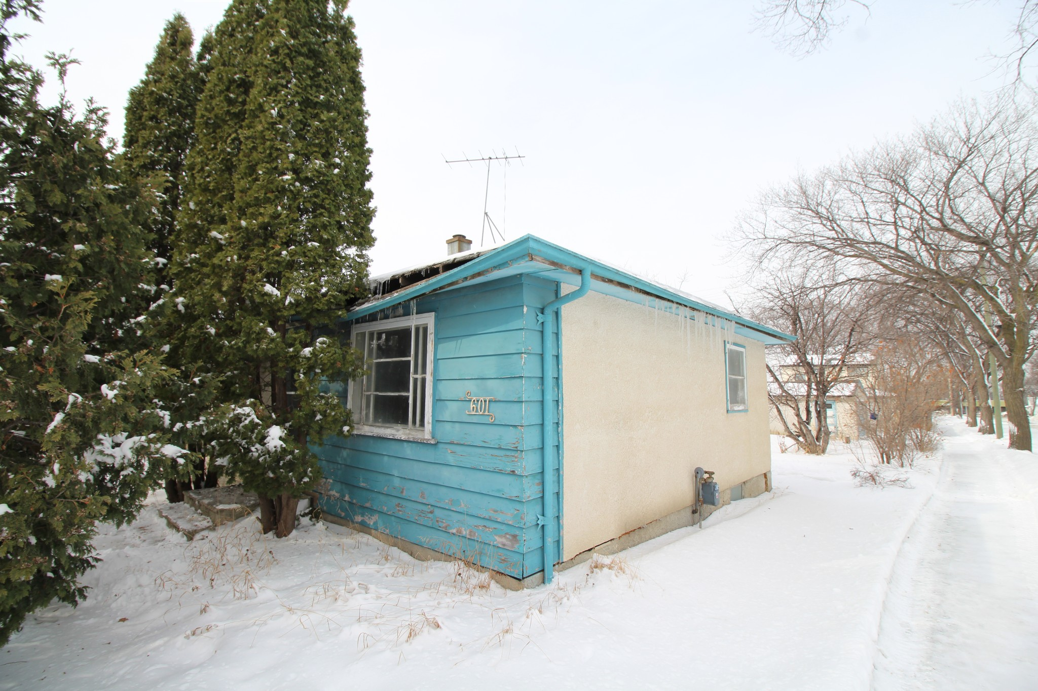 Main Photo: 601 Pandora Avenue West - Transcona Home For Sale