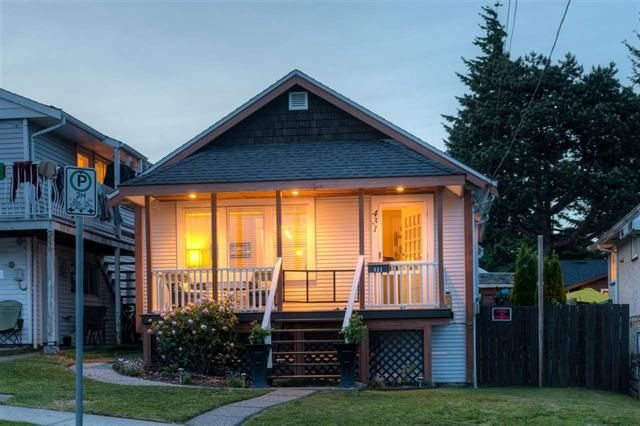 "Main Photo: 431 SCHOOL Street in New Westminster: The Heights NW House for sale in ""Victory Heights"" : MLS®# R2246365"
