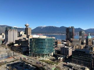 "Main Photo: 2902 668 CITADEL PARADE in Vancouver: Downtown VW Condo for sale in ""SPECTRUM 2"" (Vancouver West)  : MLS® # R2248317"