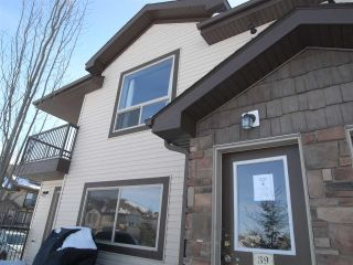 Main Photo: 39 604 62 Street in Edmonton: Zone 53 Carriage for sale : MLS® # E4101190