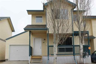 Main Photo: 56 10909 106 Street NW in Edmonton: Zone 08 Townhouse for sale : MLS®# E4106743