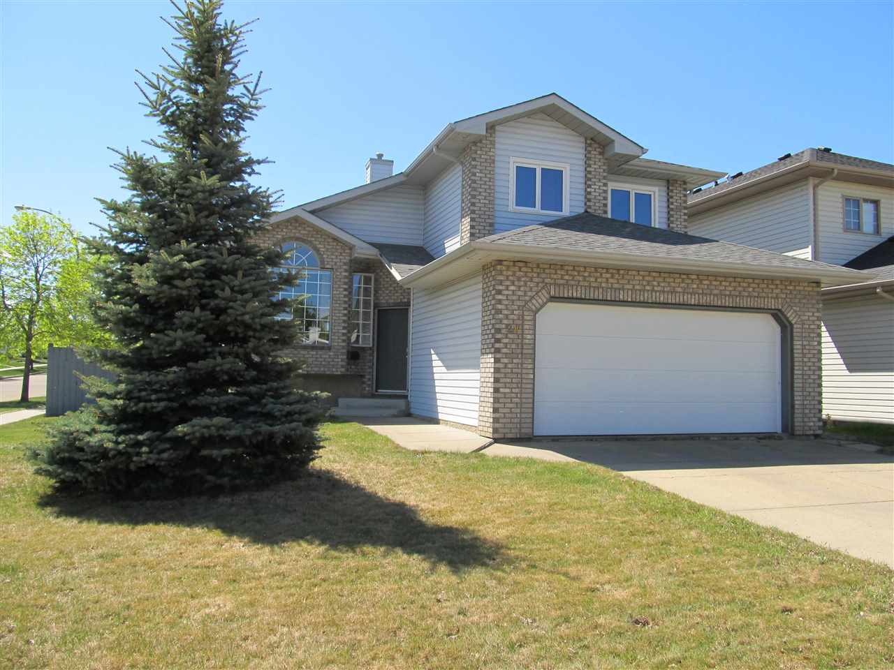 Main Photo: 28 CACTUS Way: Sherwood Park House for sale : MLS®# E4112094