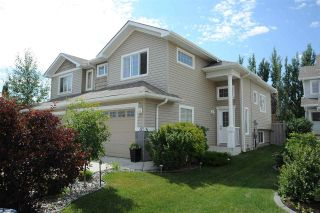 Main Photo: 1517 MCMILLIAN Place SW in Edmonton: Zone 55 House Half Duplex for sale : MLS®# E4121383
