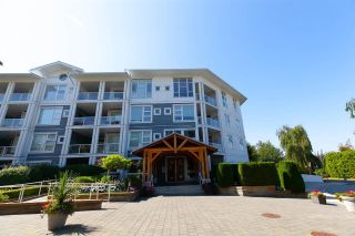 "Main Photo: 309 4500 WESTWATER Drive in Richmond: Steveston South Condo for sale in ""COPPER SKY"" : MLS®# R2298398"