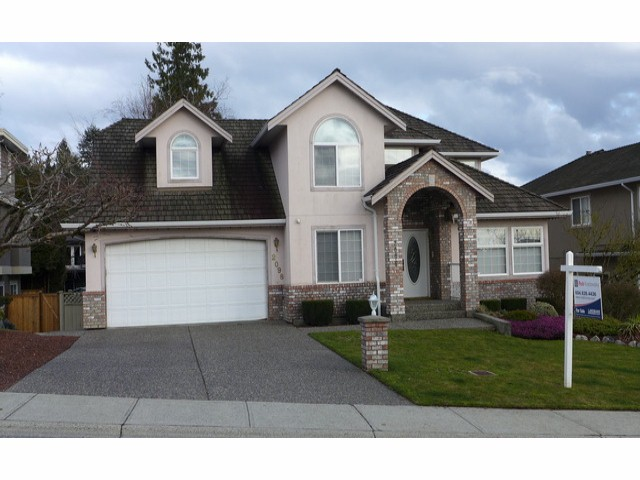 "Main Photo: 2098 ESSEX Drive in Abbotsford: Abbotsford East House for sale in ""Everett Estates"" : MLS®# F1405153"