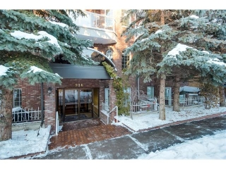 Main Photo: 303 916 19 Avenue SW in Calgary: Lower Mount Royal Condo for sale : MLS(r) # C4001758