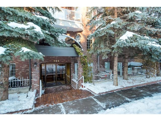 Main Photo: 303 916 19 Avenue SW in Calgary: Lower Mount Royal Condo for sale : MLS® # C4001758