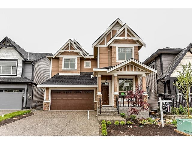 Main Photo: 20942 81ST Avenue in Langley: Willoughby Heights House for sale : MLS® # F1438447