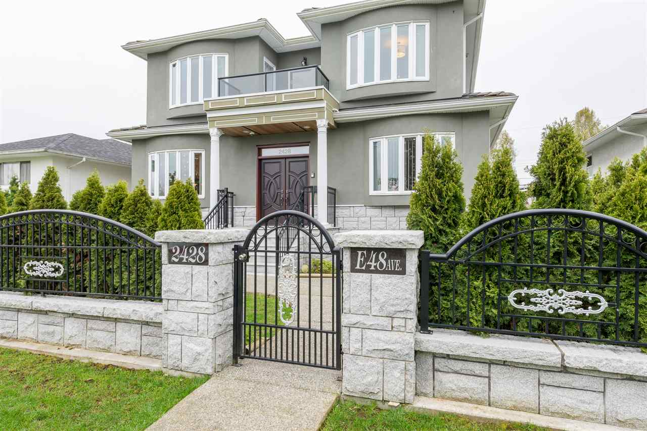 Main Photo: 2428 E 48TH Avenue in Vancouver: Killarney VE House for sale (Vancouver East)  : MLS® # R2055127