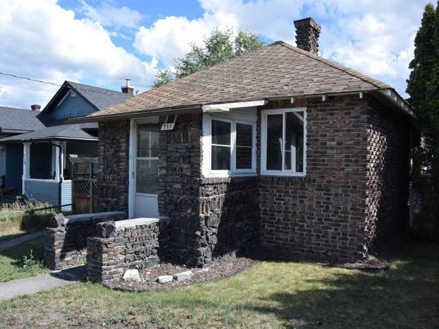 Main Photo: 711 COLUMBIA STREET in : South Kamloops House for sale (Kamloops)  : MLS®# 136431