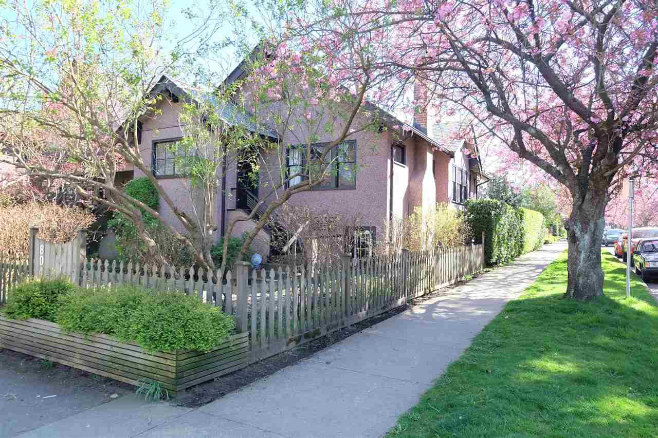 Main Photo: 804 E 10TH Avenue in Vancouver: Mount Pleasant VE House for sale (Vancouver East)  : MLS® # R2100344