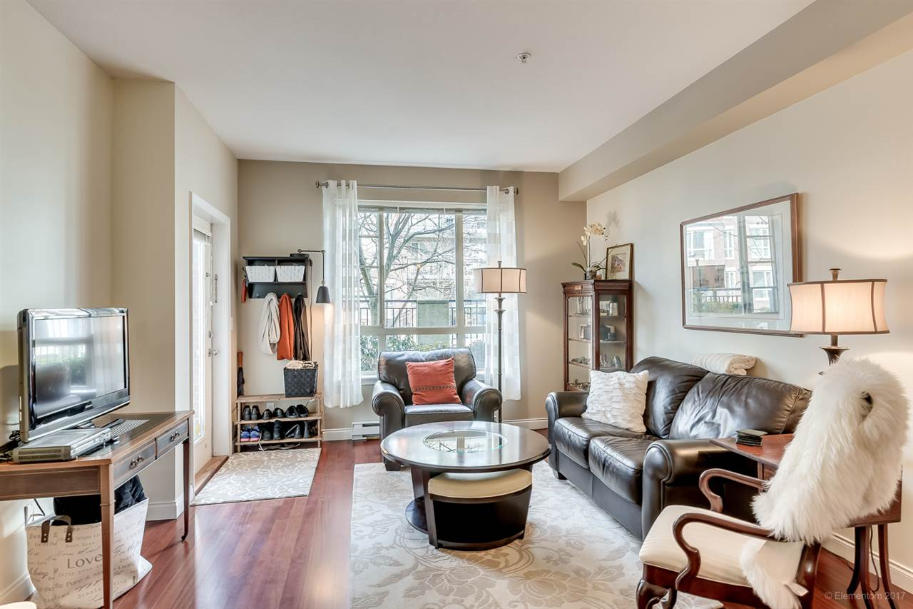 "Photo 10: 112 2346 MCALLISTER Avenue in Port Coquitlam: Central Pt Coquitlam Condo for sale in ""THE MAPLES"" : MLS(r) # R2135962"