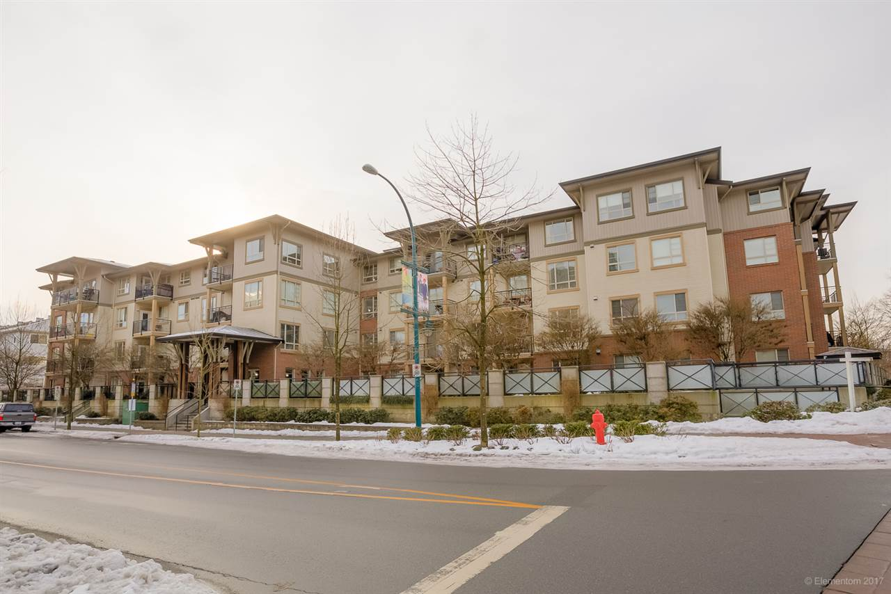 "Photo 1: 112 2346 MCALLISTER Avenue in Port Coquitlam: Central Pt Coquitlam Condo for sale in ""THE MAPLES"" : MLS® # R2135962"