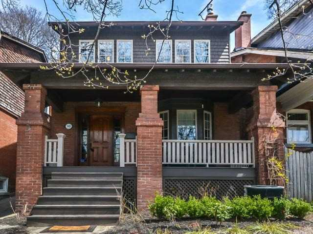 Main Photo: 93 Clendenan Avenue in Toronto: High Park North House (2-Storey) for sale (Toronto W02)  : MLS(r) # W3773305