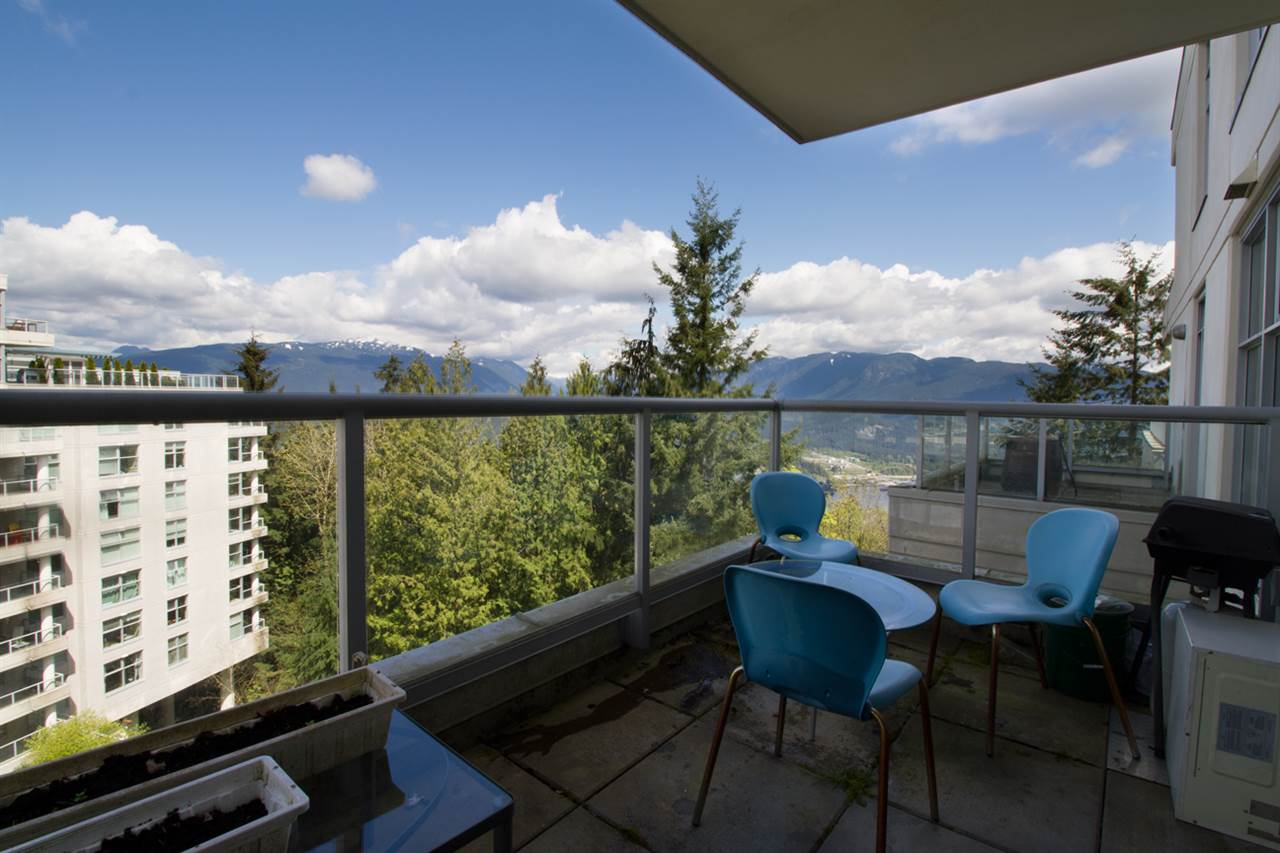 "Main Photo: 802 9262 UNIVERSITY Crescent in Burnaby: Simon Fraser Univer. Condo for sale in ""NOVO2"" (Burnaby North)  : MLS(r) # R2164296"
