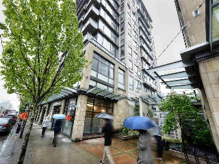 "Main Photo: 607 1068 W BROADWAY in Vancouver: Fairview VW Condo for sale in ""THE ZONE"" (Vancouver West)  : MLS(r) # R2166353"