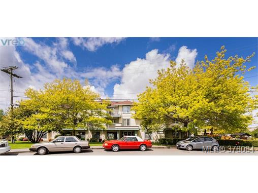 Main Photo: 105 400 Dupplin Road in VICTORIA: SW Rudd Park Condo Apartment for sale (Saanich West)  : MLS® # 378084