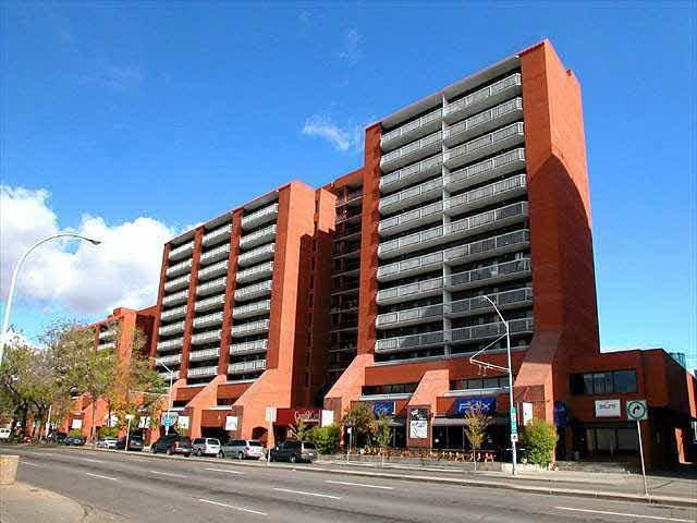 Main Photo: 603 10145 109 Street in Edmonton: Zone 12 Condo for sale : MLS(r) # E4066182