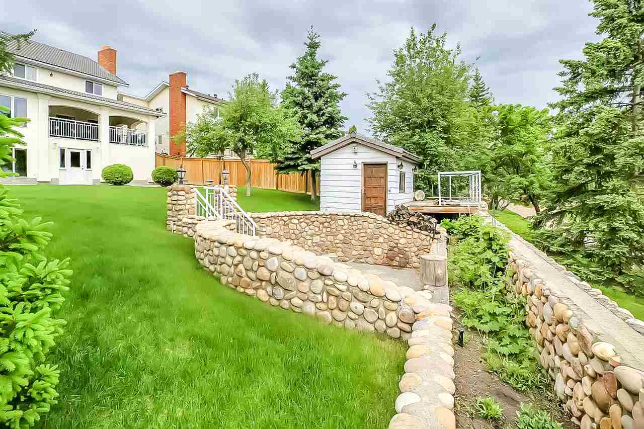 Photo 29: 132 CASTLE Keep in Edmonton: Zone 27 House for sale : MLS® # E4067043