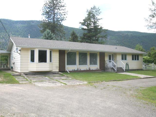 Main Photo: 805 GLENACRE ROAD in : McLure/Vinsula House for sale (Kamloops)  : MLS® # 141126