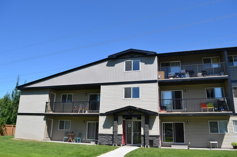 Main Photo: D6 2820 116 Street in Edmonton: Zone 16 Condo for sale : MLS(r) # E4071016