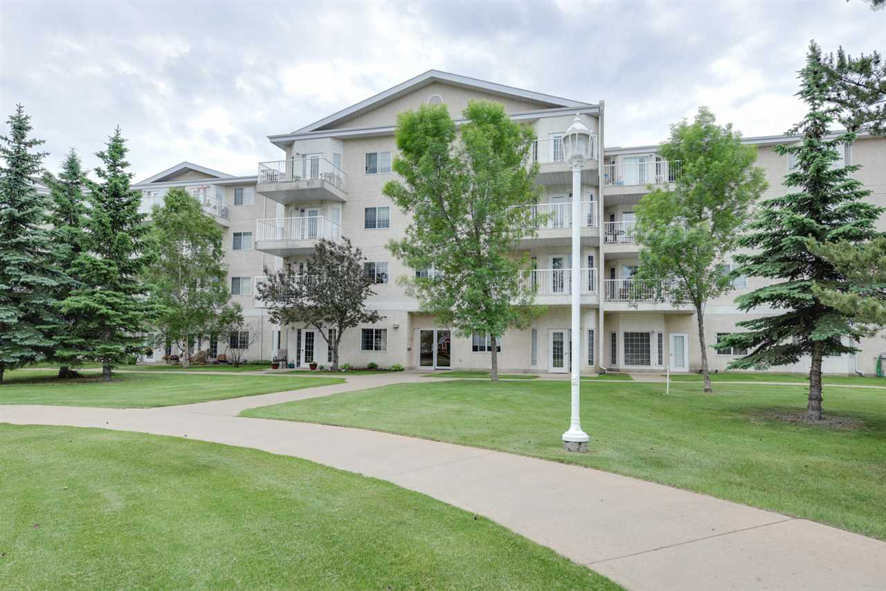 Main Photo: 244 13441 127 Street in Edmonton: Zone 01 Condo for sale : MLS(r) # E4071878