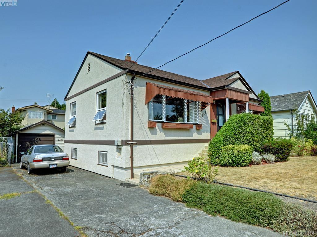 Main Photo: 2554 Shakespeare Street in VICTORIA: Vi Fernwood Single Family Detached for sale (Victoria)  : MLS® # 381814
