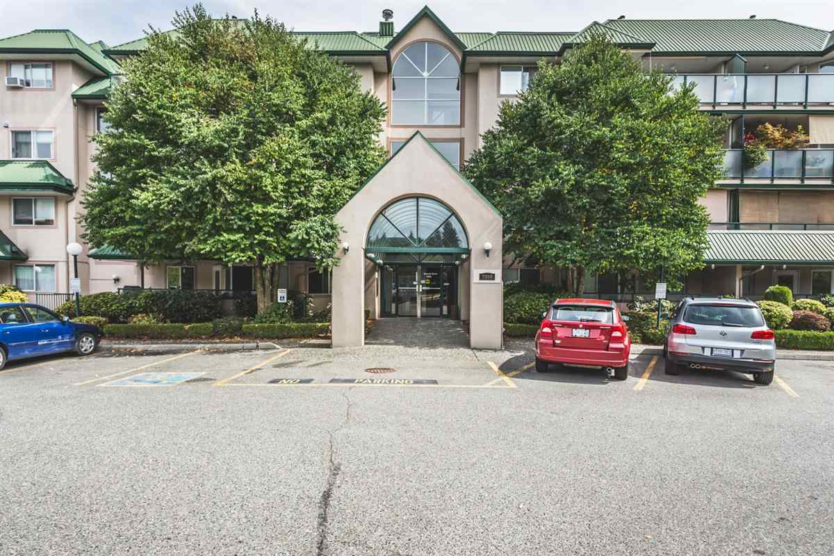 "Main Photo: 306 2960 TRETHEWEY Street in Abbotsford: Abbotsford West Condo for sale in ""Cascade Green"" : MLS® # R2199499"