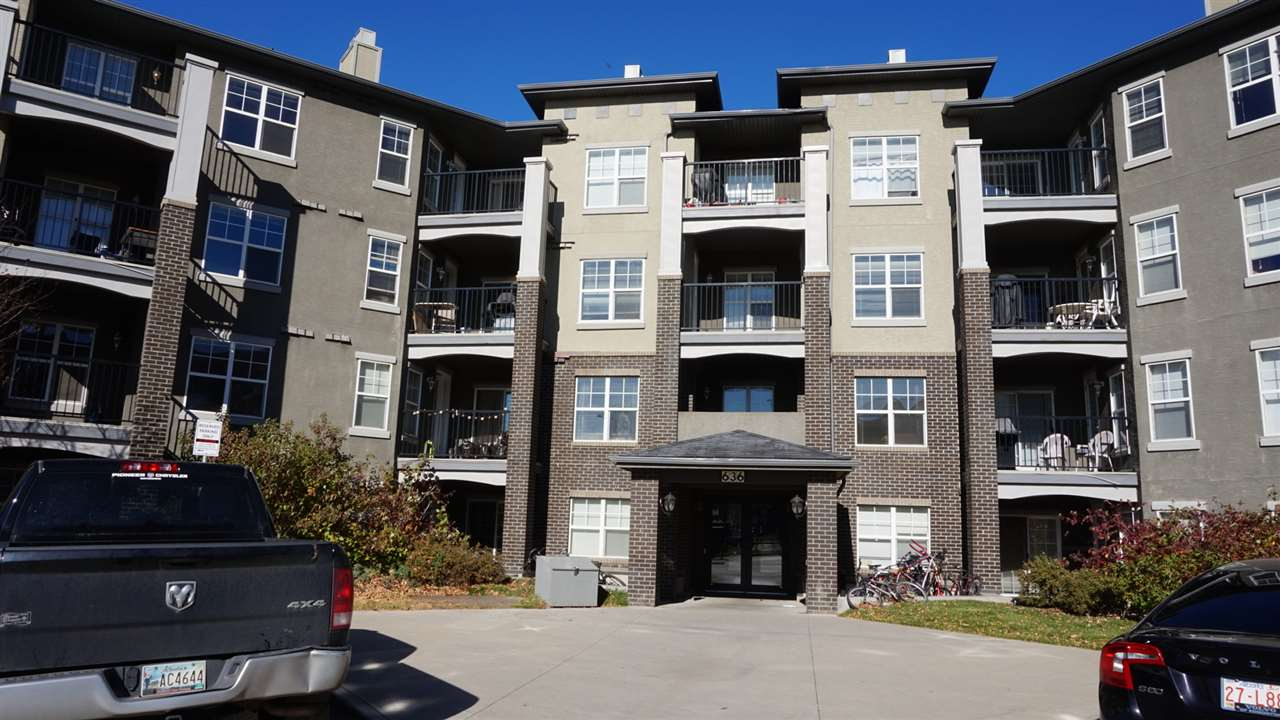 Main Photo: 205 636 MCALLISTER Loop in Edmonton: Zone 55 Condo for sale : MLS® # E4085230