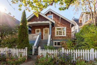 "Main Photo: 1081 ODLUM Drive in Vancouver: Grandview VE House for sale in ""COMMERCIAL DRIVE"" (Vancouver East)  : MLS® # R2214743"