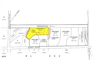 Main Photo: LOT 3 HARMAN Road: Roberts Creek Home for sale (Sunshine Coast)  : MLS® # R2227310