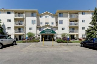 Main Photo: 308 18012 95 Avenue in Edmonton: Zone 20 Condo for sale : MLS® # E4090382