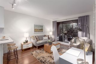 "Main Photo: 110 2920 ASH Street in Vancouver: Fairview VW Condo for sale in ""Ashcourt"" (Vancouver West)  : MLS®# R2235500"