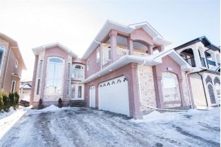 Main Photo: 5417 SCHONSEE Drive NW in Edmonton: Zone 28 House for sale : MLS® # E4097757