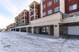 Main Photo: 104 500 Palisades Way: Sherwood Park Condo for sale : MLS®# E4104243