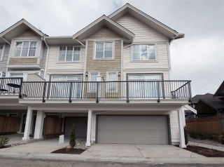 "Main Photo: 46 7169 208A Street in Langley: Willoughby Heights Townhouse for sale in ""LATTICE"" : MLS®# R2257706"