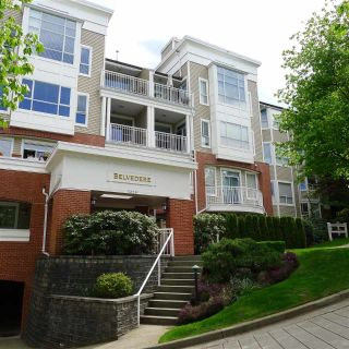 "Main Photo: 207 5270 OAKMOUNT Crescent in Burnaby: Oaklands Condo for sale in ""BELVEDERE"" (Burnaby South)  : MLS®# R2265494"