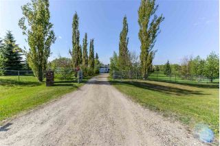 Main Photo: 11 53310 RGE RD 15 Road: Rural Parkland County House for sale : MLS®# E4111459